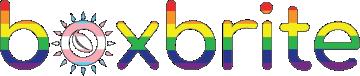 Boxbrite Pride Logo